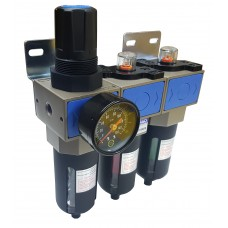 Shako 3 Stage Filter/Regulator coalescing carbon Air Set