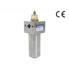 Shako Miniature Stainless Lubricator SSL200