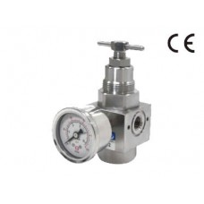 Shako Miniature Stainless Regulator SSR200