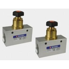 Shako speed control valve S