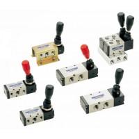 Shako 5/2 Hand Control Valves TSV8652 9652